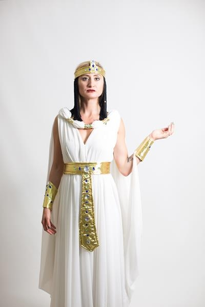 Cleopatra-kostum-beyaz-tasarım