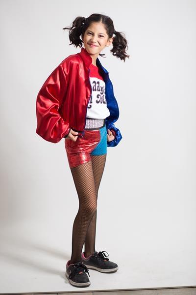 Harley-Quinn-kostum