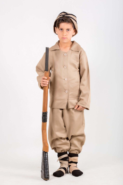 çanakkale-asker-kostum