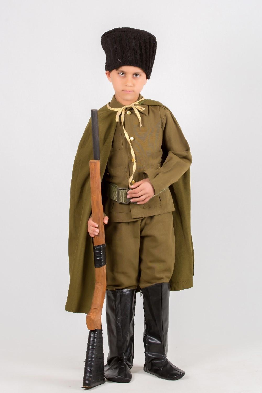 çanakkale-subay-çocuk-kostum