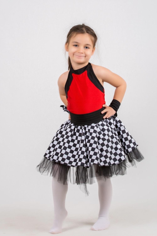 damalı-tütü-dans-kostumu
