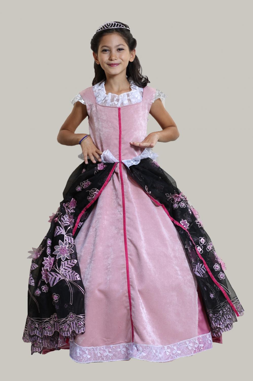 kraliçe kostumu-fransız kız kostumu