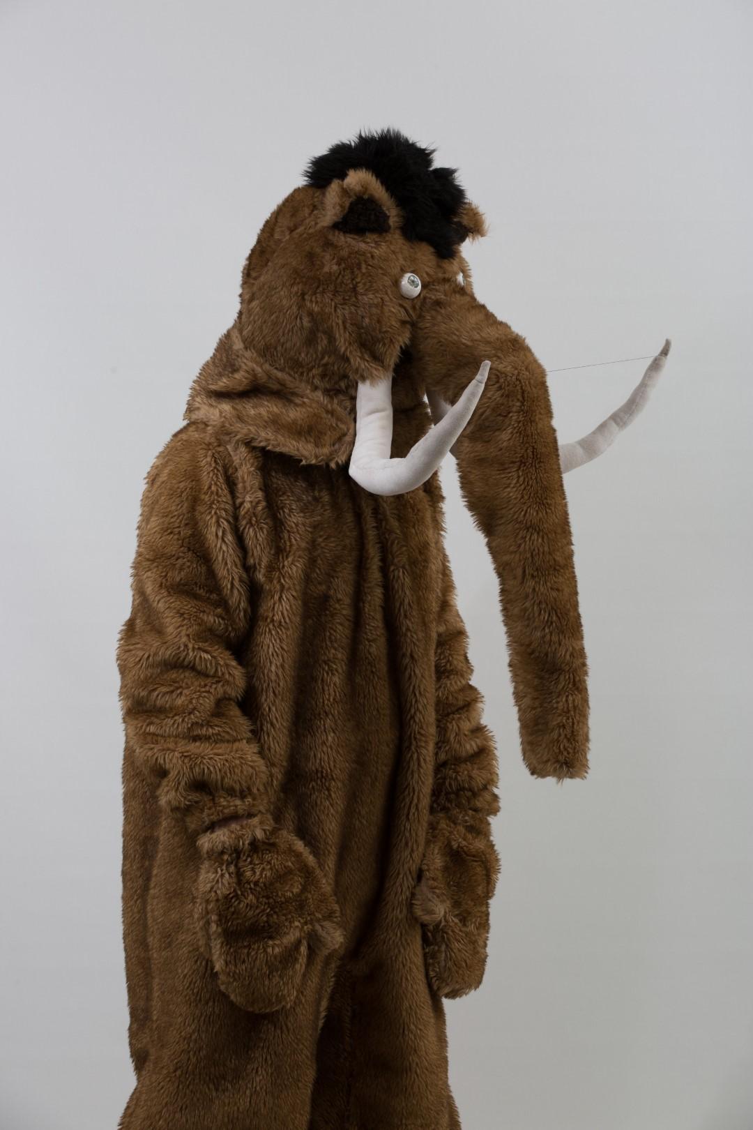 mamut-maskot