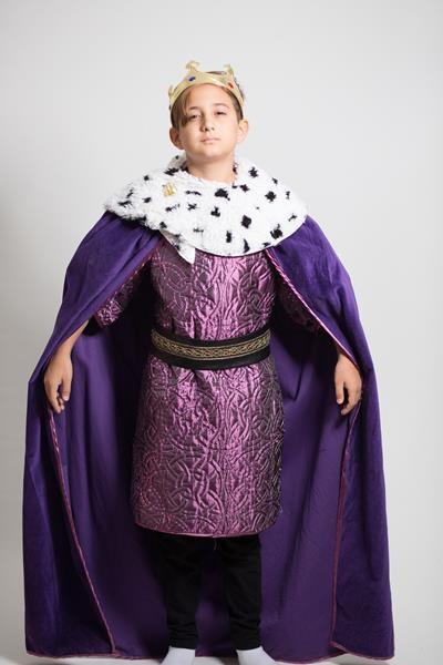 mor-çocuk-kral