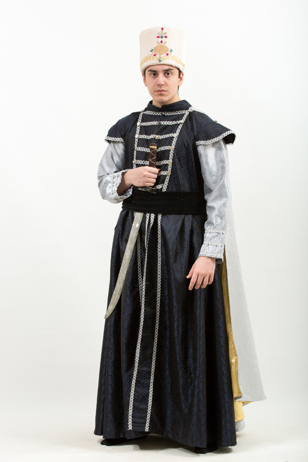 osmanlı-sehzade-kostum-laciver-gri