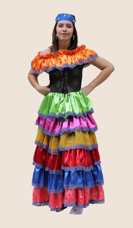 roman-kadın-elbise