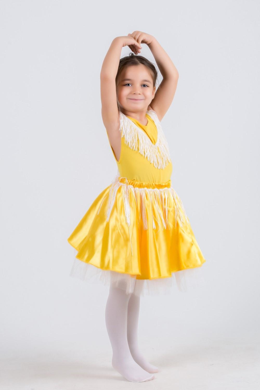 turuncu-püsküllü-tütü-dans-bale-kostumu