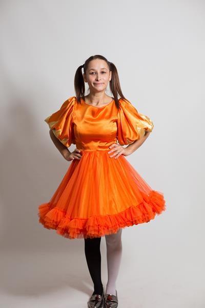 turuncu-show-kostumu