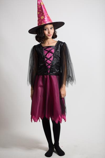 pembe-cadı-Monster-kostum