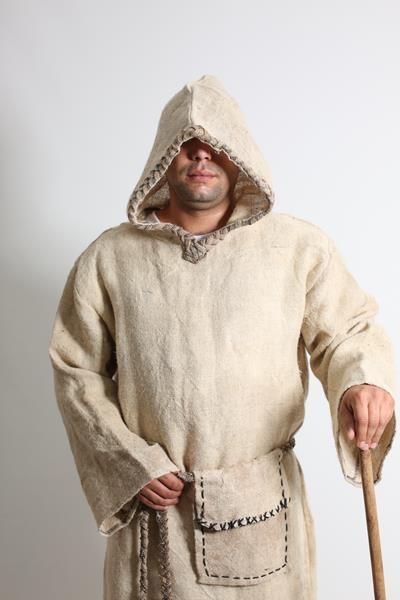 Tasarım Erkek Keşiş Kostümü