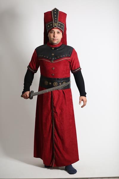 yeniceri-kostum-kırmızı