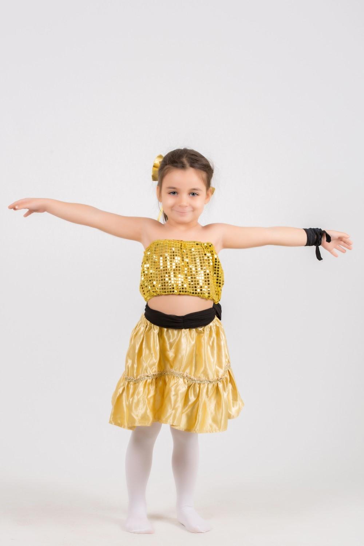 altın dans kostümü-2019