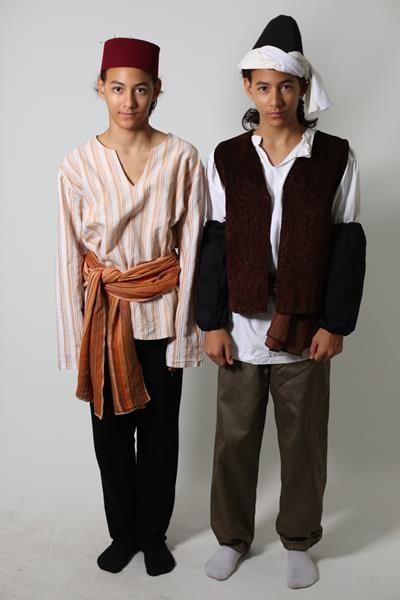anadolu-osmanlı-köylü-esnaf-kostum