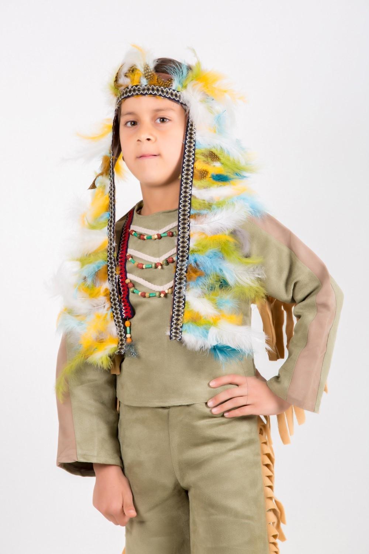 ülke-kızılderili-yeşil-erkek-kostumu